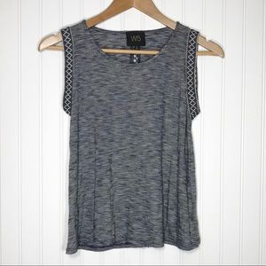 W5 Sleeveless Tank Top